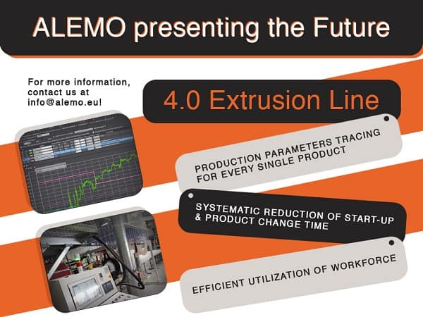Foam Production Control System Alemo